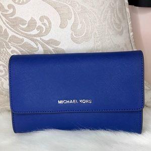 Michael Kors Jet Set Travel 3 In 1 Crossbody Bag